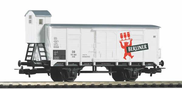 Piko 58925 - Covered Freight Car G02 Berliner Pilsner