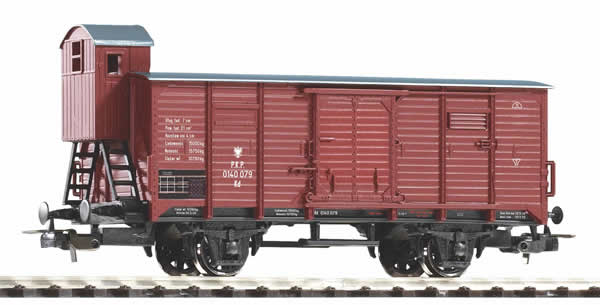 Piko 58927 - Covered freight car PKP