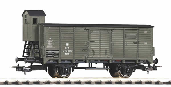 Piko 58928 - Covered freight car PKP
