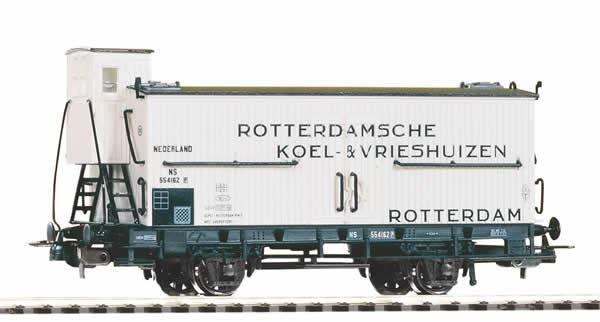 Piko 58930 - Covered freight car Koel en Vrieshuizen
