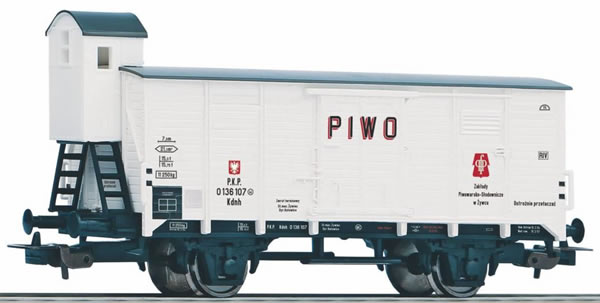 Piko 58946 - Covered Freight Car G02