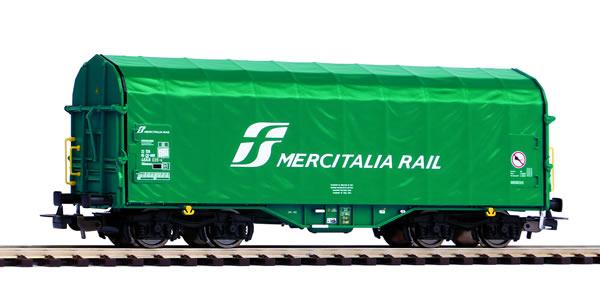 Piko 58980 - Tarpaulin wagon Mercitalia Rail