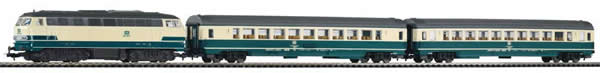 Piko 59007 - PIKO SmartControl® light set passenger train BR 218 with 2 cars