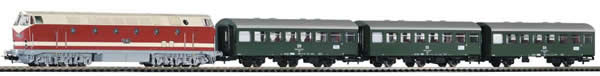 Piko 59008 - PIKO SmartControl® light set passenger train BR 119 with 3 Rekowagen