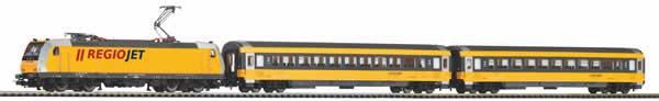 Piko 59021 - PIKO SmartControl light set with ballast CZ Regiojet passenger train