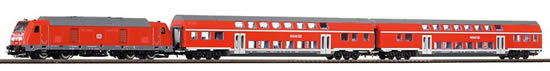 Piko 59112 - German Premium Train Set BR 245 of the DB AG (DCC Sound Decoder)