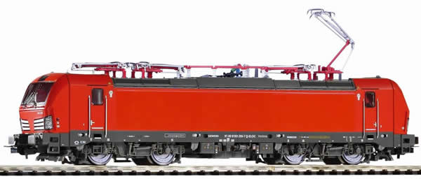 Piko 59184 - German Electric Locomotive Vectron of the DB AG