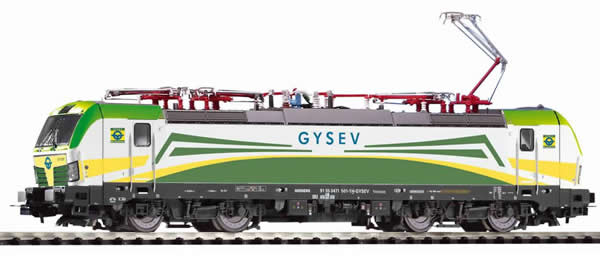 Piko 59189 - Hungarian Electric Locomotive Vectron of the Gysev