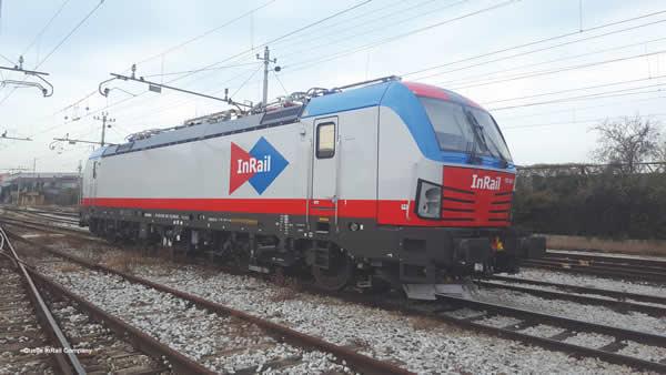 Piko 59193 - Electric Locomotive Vectron INRAIL