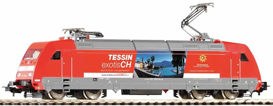 Piko 59253 - German Electric Locomotive BR 101 Tessin of the DB AG
