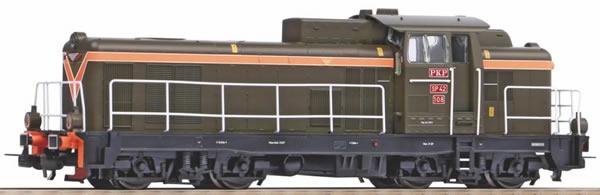 Piko 59271 - Polish Diesel locomotive SP42 of the PKP