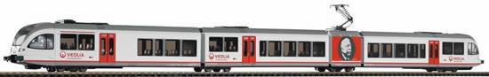 Piko 59336 - Stadler GTW 2/6  Elec Veolia VI
