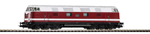 Piko 59380 - BR 118.4 Diesel 6-Axle DR IV