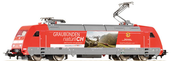 Piko 59456 - German Electric Locomotive BR 101 of the DB AG