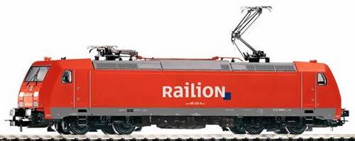 Piko 59540 - BR 185.2 Railion DB VI