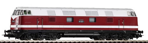 Piko 59580 - BR 118.4 Diesel 6-Axle DR IV