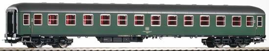 Piko 59622 - UIC-X Expr. 2.Cl. Coach Bm232 DB IV Green