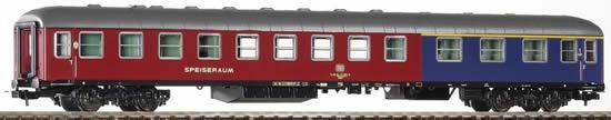 Piko 59625 - UIC-X Expr. Coach/Buffet ARm216 DBIV Red/Blue