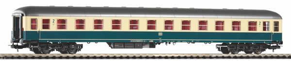 Piko 59645 - 2nd class express train Bm232