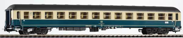 Piko 59663 - 2nd Class IC Passenger Coach Bm 235
