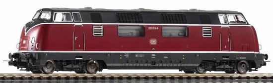 Piko 59702 - BR 220.0 Diesel DB IV