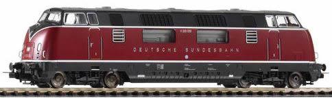 Piko 59708 - German Diesel Locomotive V 200.0 of the DB (DCC Sound Decoder)