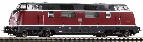 Piko 59710 - German Diesel Locomotive V 200.0 of the DB