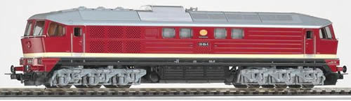 Piko 59748 - German Diesel Locomotive BR 130 of the DR (DCC Sound Decoder)