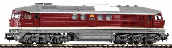 Piko 59757 - German Diesel Locomotive BR 131.1 of the DR