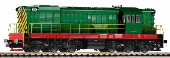 Piko 59785 - Czechoslovakian Diesel Locomotive T 669 of the CSD