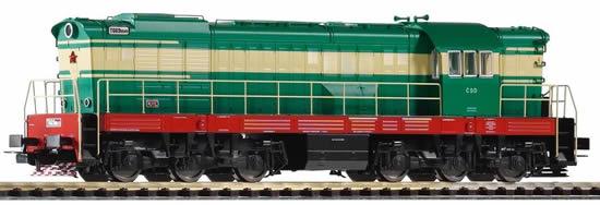 Piko 59798 - Czechoslovakian Diesel Locomotive T 669 of the CSD