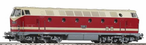 Piko 59830 - BR 119 Diesel DR IV
