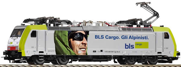 Piko 59864 - Swiss Electric Locomotive BR 486 Alpinisti of the BLS