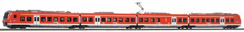 Piko 59890 - BR 440 Elec 4-Unit Train DB VI