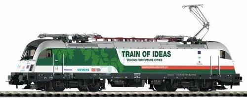 Piko 59910 - BR 183 Train of Ideas DB VI 4 Pantographs