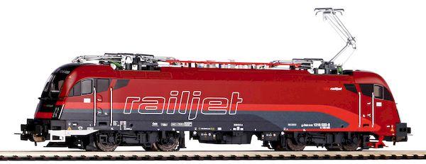 Piko 59916 - Austria Electric Locomotive Rh E.190 Railjet of the OBB