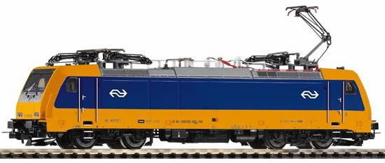 Piko 59962 - Dutch Electric Locomotive BR 186 002 of the NS