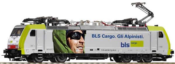 Piko 59964 - Swiss Electric Locomotive BR 486 Alpinisti of the BLS