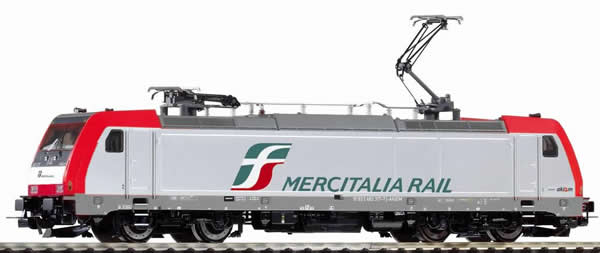 Piko 59965 - Electric Locomotive BR 186 Mercitalia Rail