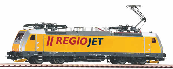 Piko 59968 - Electric Locomotive BR 186 Regiojet