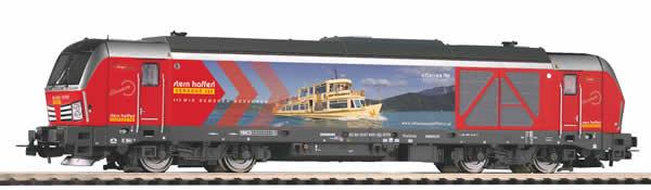 Piko 59989 - Diesel Locomotive Vectron Stern Hafferl