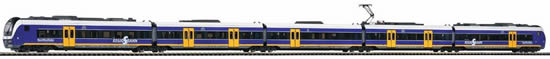 Piko 59994 - German 5pc Electric Railcar BR 440 of the NWB