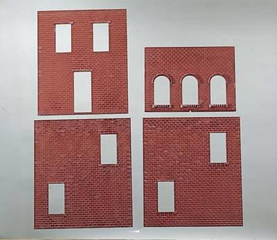 Piko 62809 - Components Stone Walls