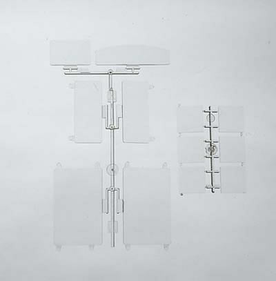 Piko 62813 - Components Window Glass