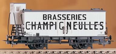 Piko 95590 - Freight Car Champigneulles