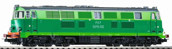Piko 96301 - Polish Diesel Locomotive SU45-100 of the PKP