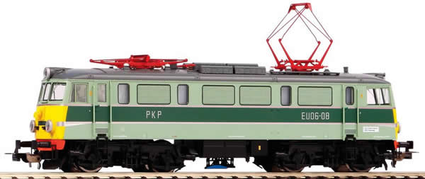 Piko 96377 - Polish Electric Locomotive EU06-08 of the PKP