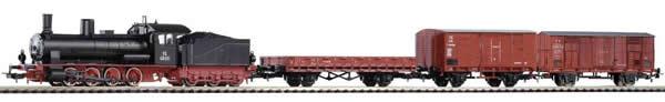 Piko 97922 - Starter set freight train with steam locomotive FS