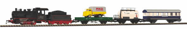 Piko 97923 - Starter set freight train SZD steam locomotive