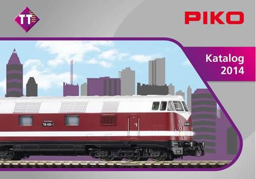 Piko 99414 - 2014 TT Scale Catalog